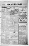San Jon Sentinel, 10-23-1914 by J. T. White