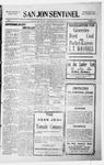San Jon Sentinel, 10-30-1914 by J. T. White