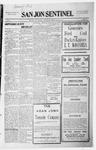 San Jon Sentinel, 11-06-1914 by J. T. White