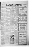 San Jon Sentinel, 12-11-1914