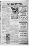 San Jon Sentinel, 12-18-1914 by J. T. White