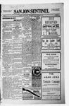 San Jon Sentinel, 02-05-1915 by J. T. White