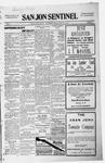 San Jon Sentinel, 02-19-1915 by J. T. White