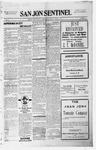 San Jon Sentinel, 03-19-1915 by J. T. White