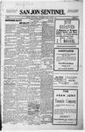 San Jon Sentinel, 03-26-1915 by J. T. White