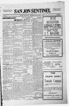 San Jon Sentinel, 04-02-1915 by J. T. White