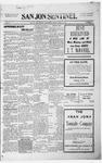 San Jon Sentinel, 04-23-1915 by J. T. White
