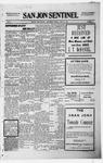 San Jon Sentinel, 04-30-1915 by J. T. White