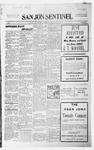 San Jon Sentinel, 05-14-1915 by J. T. White