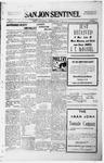 San Jon Sentinel, 06-04-1915 by J. T. White