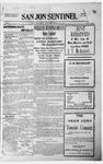 San Jon Sentinel, 06-11-1915 by J. T. White