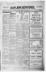 San Jon Sentinel, 06-25-1915 by J. T. White