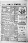 San Jon Sentinel, 07-16-1915 by J. T. White