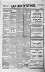 San Jon Sentinel, 07-23-1915 by J. T. White