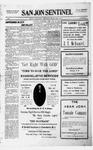 San Jon Sentinel, 08-06-1915 by J. T. White