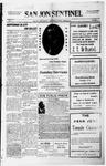 San Jon Sentinel, 08-13-1915 by J. T. White