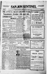 San Jon Sentinel, 09-10-1915 by J. T. White