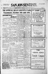 San Jon Sentinel, 09-17-1915 by J. T. White