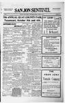 San Jon Sentinel, 09-24-1915 by J. T. White