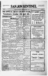 San Jon Sentinel, 10-01-1915 by J. T. White