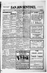 San Jon Sentinel, 10-29-1915 by J. T. White