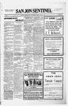 San Jon Sentinel, 11-05-1915 by J. T. White