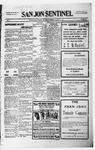 San Jon Sentinel, 11-19-1915 by J. T. White