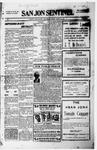 San Jon Sentinel, 11-26-1915 by J. T. White