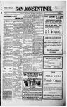 San Jon Sentinel, 12-10-1915 by J. T. White