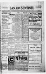 San Jon Sentinel, 12-24-1915 by J. T. White