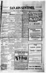 San Jon Sentinel, 12-31-1915 by J. T. White
