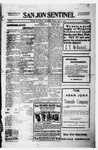 San Jon Sentinel, 01-07-1916