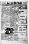 San Jon Sentinel, 02-11-1916 by J. T. White