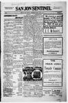 San Jon Sentinel, 03-03-1916 by J. T. White