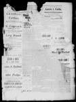 Sierra County Advocate, 01-10-1885 by J.E. Curren