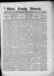 Sierra County Advocate, 02-21-1885 by J.E. Curren