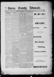 Sierra County Advocate, 02-28-1885 by J.E. Curren