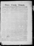 Sierra County Advocate, 03-14-1885 by J.E. Curren