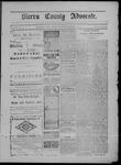 Sierra County Advocate, 01-10-1902 by J.E. Curren