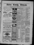 Sierra County Advocate, 01-24-1902 by J.E. Curren