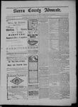 Sierra County Advocate, 02-14-1902 by J.E. Curren