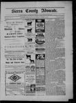 Sierra County Advocate, 02-21-1902 by J.E. Curren