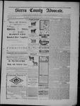 Sierra County Advocate, 02-28-1902 by J.E. Curren