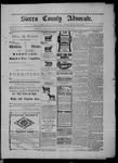 Sierra County Advocate, 03-14-1902 by J.E. Curren