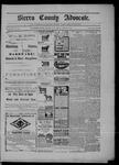 Sierra County Advocate, 03-28-1902 by J.E. Curren