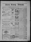 Sierra County Advocate, 05-02-1902 by J.E. Curren