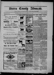 Sierra County Advocate, 05-16-1902 by J.E. Curren