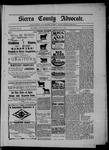 Sierra County Advocate, 05-23-1902 by J.E. Curren