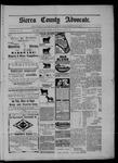 Sierra County Advocate, 06-06-1902 by J.E. Curren