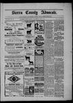 Sierra County Advocate, 06-13-1902 by J.E. Curren